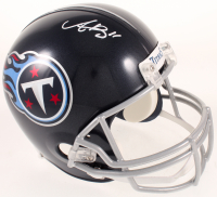 A. J. Brown Signed Titans Full-Size Speed Helmet (JSA COA) at PristineAuction.com