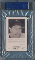 1993 Pinnacle DiMaggio Autographs Yankee Clipper #2 Joe DiMaggio / Joltin' Joe (PSA Encapsulated) at PristineAuction.com