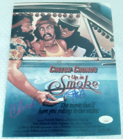 """Cheech Marin & Tommy Chong Signed """"Up In Smoke"""" 8x10 Photo (JSA Hologram) at PristineAuction.com"""