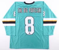 Joe Pavelski Signed Jersey (YSMS Pavelski COA) at PristineAuction.com