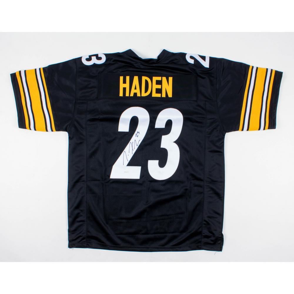 Joe Haden Signed Jersey (TSE COA)   Pristine Auction