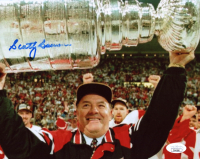 Scotty Bowman Signed Red Wings 8x10 Photo (JSA COA) at PristineAuction.com