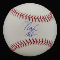 Noah Schnapp Signed OML Baseball (PSA COA) at PristineAuction.com