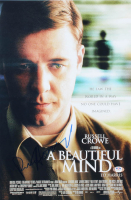 "Ron Howard Signed ""A Beautiful Mind"" 12x18 Movie Poster Print (PSA Hologram) at PristineAuction.com"