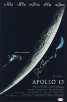 "Ron Howard Signed ""Apollo 13"" 12x18 Movie Poster Print (PSA Hologram) at PristineAuction.com"