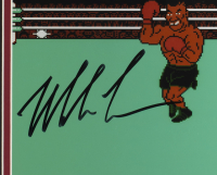 "Mike Tyson Signed ""Punch-Out!!"" 15x19 Custom Framed Photo Display with Replica Controller (JSA COA) at PristineAuction.com"
