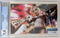"""2019 """"Harley Quinn"""" Issue #59 Derrick Chew Variant DC Comic Book (CGC 9.4) at PristineAuction.com"""