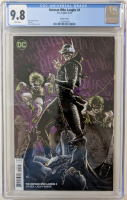 "2019 ""Batman Who Laughs"" Issue #4 Kaare Andrews Variant DC Comic Book (CGC 9.8) at PristineAuction.com"