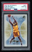 Kobe Bryant 2000-01 SP Authentic Special Forces #SF1 (PSA 10) at PristineAuction.com