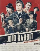 "Taika Waititi Signed ""Jojo Rabbit "" 11x14 Movie Poster (PSA Hologram) at PristineAuction.com"