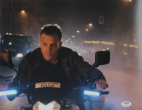 "Matt Damon Signed ""The Bourne Legacy"" 11x14 Photo (PSA COA) at PristineAuction.com"