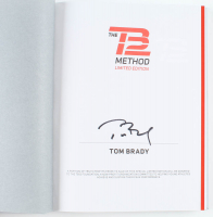 "Tom Brady Signed ""TB12 Method"" Hardcover Book with Official Protective Sleeve (JSA ALOA) at PristineAuction.com"
