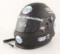 Kevin Harvick Signed NASCAR Busch Light Full-Size Helmet (PA COA) at PristineAuction.com