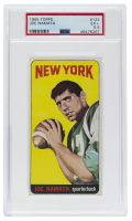 Joe Namath 1965 Topps #122 SP RC (PSA 5.5) at PristineAuction.com