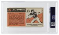 Joe Namath 1965 Topps #122 SP RC (PSA 5.5) at PristineAuction.com