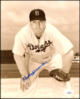 Billy Herman Signed Dodgers 8x10 Photo (JSA COA) at PristineAuction.com