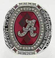 2014 Alabama Crimson Tide SEC Championship Player Ring at PristineAuction.com