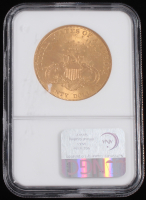 1904 Liberty Head $20 Twenty Dollar Gold Coin (NGC MS 65) at PristineAuction.com