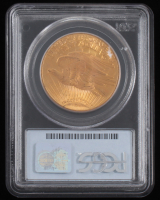 1924 Series 71 - Coin 34 $20 Saint-Gaudens Double Eagle Gold Coin (PCGS MS 66) at PristineAuction.com