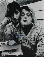 "Talia Shire Signed ""Rocky"" 11x14 Photo (PSA COA) at PristineAuction.com"