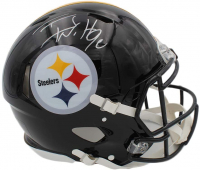 T.J. Watt Signed Steelers Full-Size Authentic On-Field Speed Helmet (JSA COA) at PristineAuction.com
