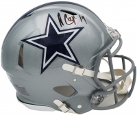 Amari Cooper Signed Cowboys Full-Size Authentic On-Field Speed Helmet (JSA COA) at PristineAuction.com