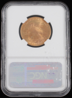 1932 $10 Indian Head Gold Coin (NGC MS 65) at PristineAuction.com