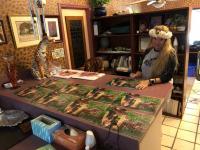 "Carole Baskin Signed ""Tiger King"" 11x14 Photo (PSA COA) at PristineAuction.com"
