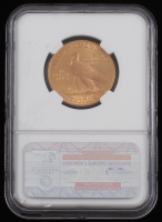 1913 $10 Indian Head Gold Coin (NGC MS 64) at PristineAuction.com