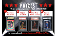 "Sportscards.com ""SUPER BOX"" BASKETBALL MYSTERY BOX Series 6 at PristineAuction.com"