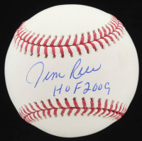 "Jim Rice Signed OML Baseball Inscribed ""HOF 2009"" (JSA COA) at PristineAuction.com"