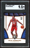 Ben Simmons 2016-17 Limited #145 RC (SGC 9.5) at PristineAuction.com