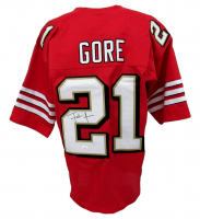 Frank Gore Signed Jersey (JSA COA) at PristineAuction.com