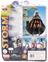 """Stan Lee Signed """"Storm"""" Marvel Select Action Figure (Radtke COA & Lee Hologram) at PristineAuction.com"""