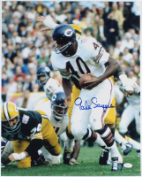Gale Sayers Signed Bears 16x20 Photo (JSA COA) at PristineAuction.com