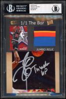 Kevin Durant 2019 The Bar Pieces of the Past #NNO (BGS Encapsulated) at PristineAuction.com