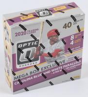 2020 Panini Donruss Optic Baseball Mega Box of (8) Packs at PristineAuction.com
