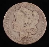 1884 Morgan Silver Dollar at PristineAuction.com