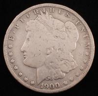 1900-O Morgan Silver Dollar at PristineAuction.com