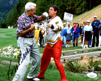 "Bob Barker Signed ""Happy Gilmore"" 8x10 Photo (JSA COA) at PristineAuction.com"