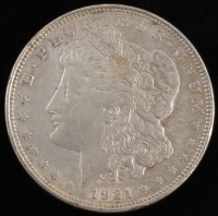 1921 $1 Morgan Silver Dollar at PristineAuction.com