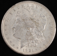 1921-D $1 Morgan Silver Dollar at PristineAuction.com