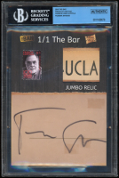 Francis Ford Coppola 2019 The Bar Pieces of the Past #NNO (BGS Encapsulated) at PristineAuction.com