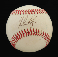 Nolan Ryan Signed OML Baseball (JSA COA) at PristineAuction.com