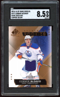 Connor McDavid 2015-16 SP Game Used Copper Jerseys #197 RC (SGC 8.5) at PristineAuction.com
