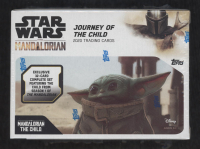 2020 Topps Star Wars The Mandalorian: Journey of the Child Blaster Box of (32) Cards at PristineAuction.com