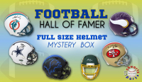Schwartz Sports - Football Hall of Famer Signed Full Size Helmet Mystery Box Series 6 (Limited to 100) at PristineAuction.com