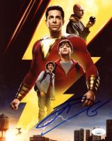 "Jack Dylan Grazer Signed ""Shazam!"" 8x10 Photo (JSA COA) at PristineAuction.com"