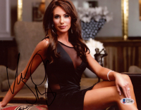 Holly Sonders Signed 8x10 Photo (Beckett COA) at PristineAuction.com