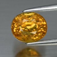 2.03ct Natural Loose Yellow Sapphire (GIA Certified) at PristineAuction.com